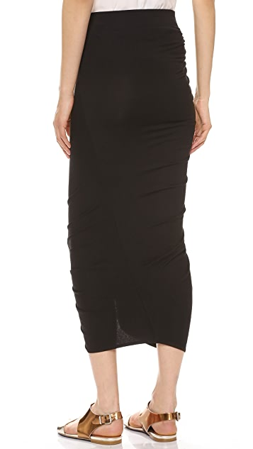 Zero + Maria Cornejo Sim Long Kiara Skirt