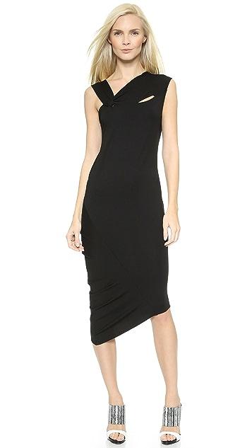 Zero + Maria Cornejo Sim Jersey Pia Dress