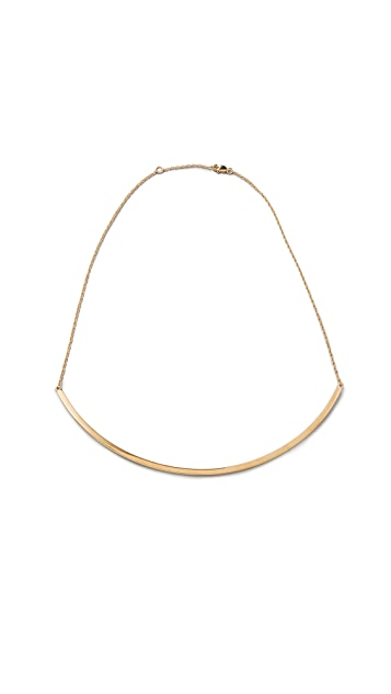 Jennifer Zeuner Jewelry Choker Chain Necklace