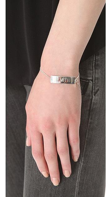 Jennifer Zeuner Jewelry Tia Faith Bracelet