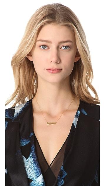 Jennifer Zeuner Jewelry Karma Necklace