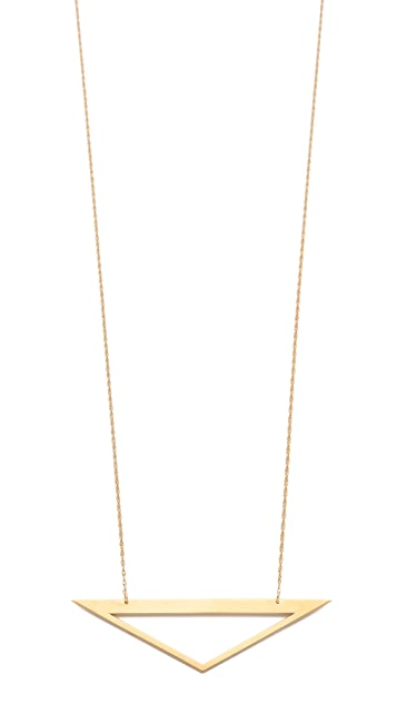 Jennifer Zeuner Jewelry Yael Necklace