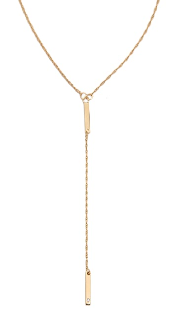 Jennifer Zeuner Jewelry Pia Necklace