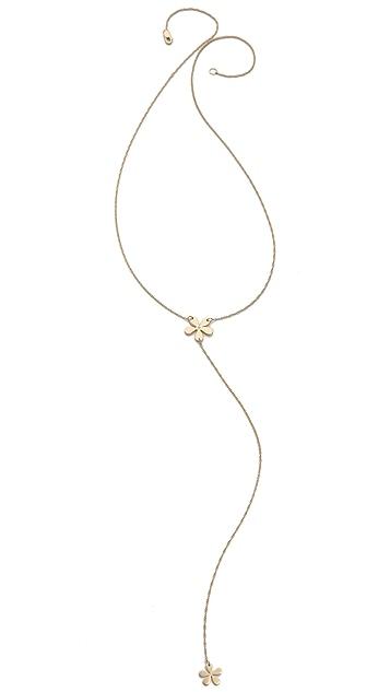 Jennifer Zeuner Jewelry Lourdes Necklace