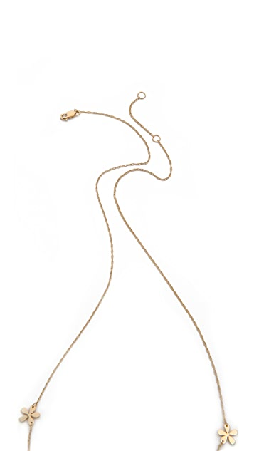 Jennifer Zeuner Jewelry Mini Romy Monaco Necklace