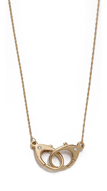 Jennifer Zeuner Jewelry Oxford Necklace