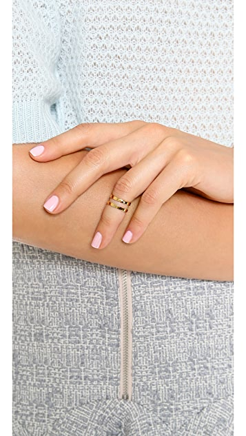 Jennifer Zeuner Jewelry Yvette Topper Ring
