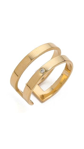 Jennifer Zeuner Jewelry Yvette Topper Ring