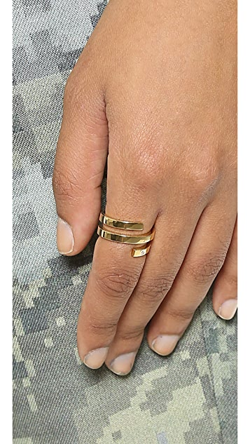 Jennifer Zeuner Jewelry Celine Ring