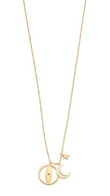 Jennifer Zeuner Jewelry Gabriella Necklace
