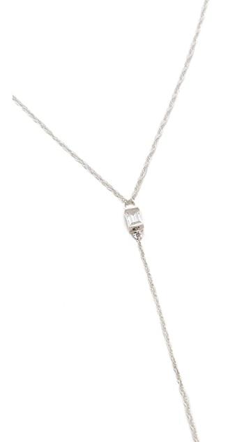 Jennifer Zeuner Jewelry Bette Lariat Necklace