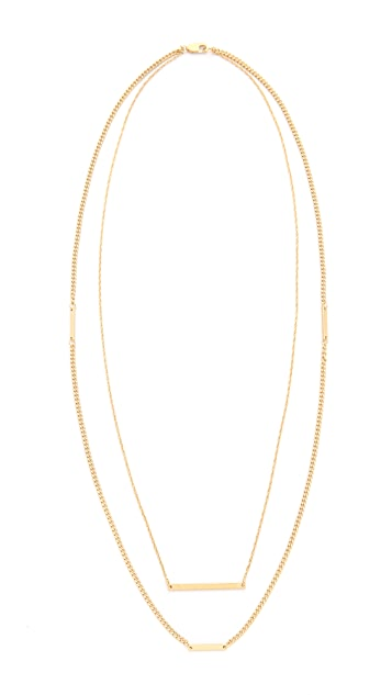 Jennifer Zeuner Jewelry Hazel Necklace
