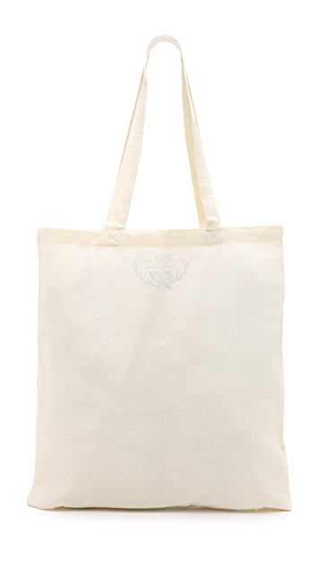 Zhuu We Run This Beach Tote