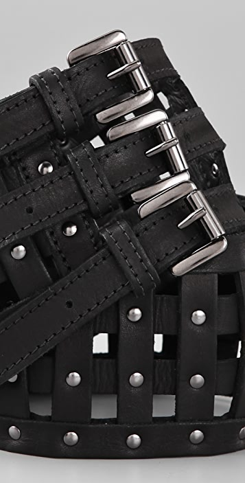 Zimmermann Cage Belt