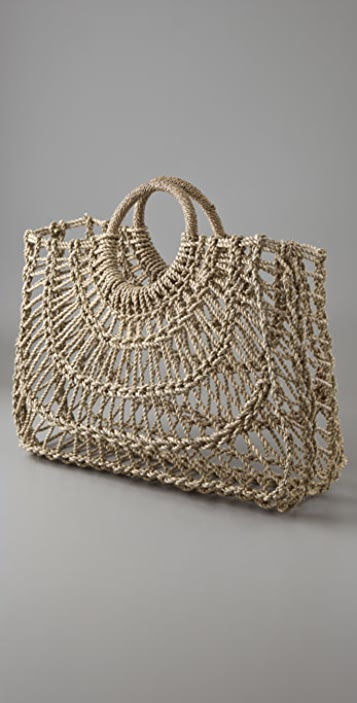Zimmermann Natural Bag