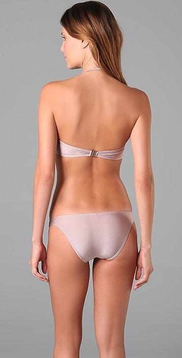 Zimmermann Lyre Lyre Bandeau Bikini