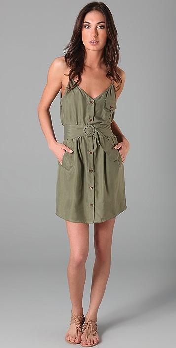 Zimmermann Lyre Lyre Shoestring Safari Dress