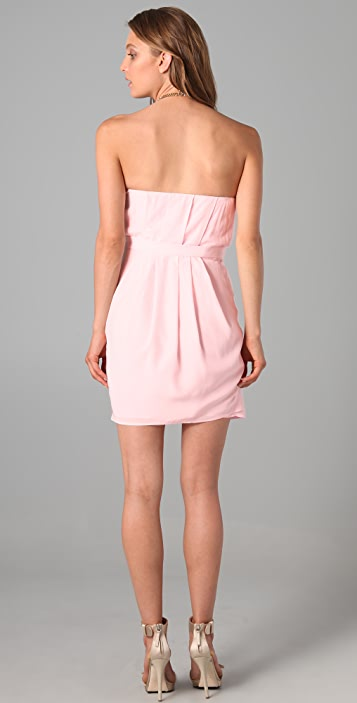 Zimmermann Folding Strapless Dress