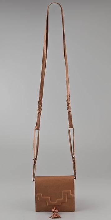 Zimmermann Quilted Messenger Bag