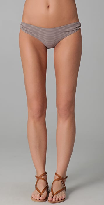 Zimmermann Rectangle Bikini Bottoms