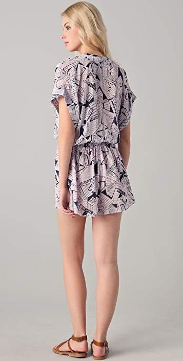 Zimmermann Memoir Playsuit