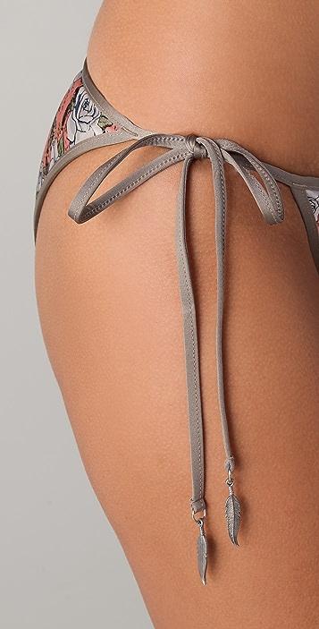 Zimmermann Rebel Splice Bound Bikini