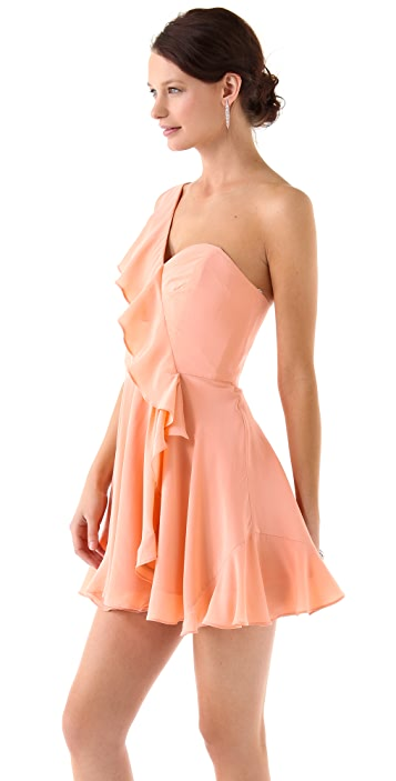 Zimmermann Phoenix Draped Dress