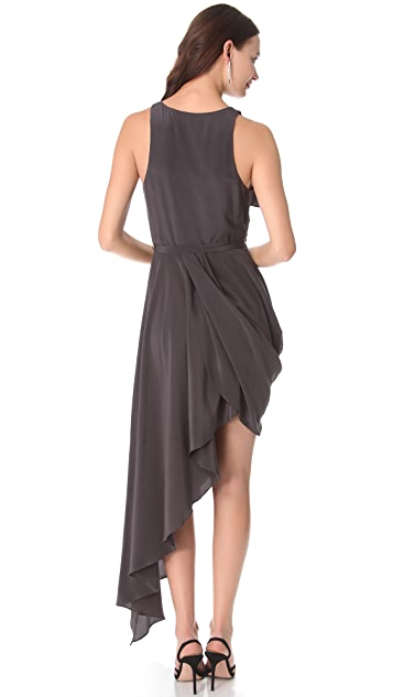 Zimmermann Asymmetrical Phoenix Dress