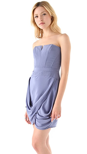 Zimmermann Lace Back Dress