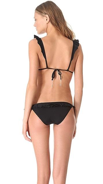 Zimmermann Brightside Frill Bikini Set