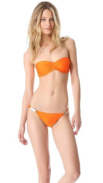 Zimmermann Underwire Bikini Top