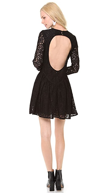 Zimmermann Honour Open Back Flip Dress