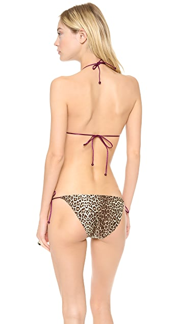 Zimmermann Instinct Frill Triangle Bikini