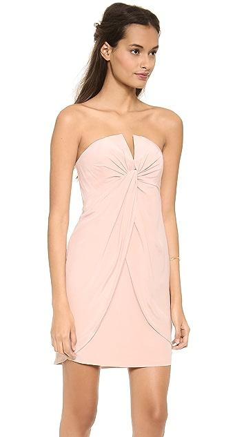Zimmermann Silk V Dress
