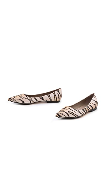 Zimmermann Pointed Flats