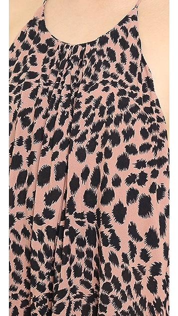 Zimmermann Sundown Backless Cover Up Dress