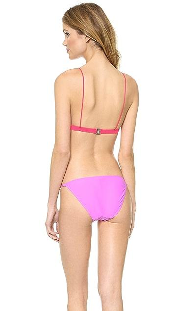 Zimmermann Haze Triangle Bikini