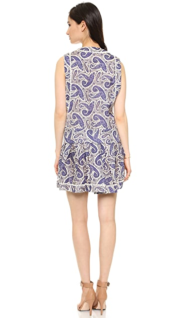 Zimmermann Haze Tennis Dress