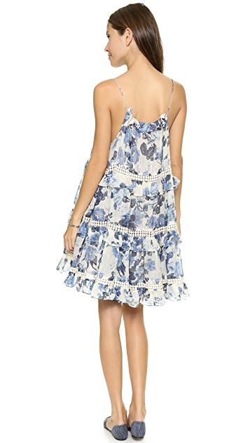 Zimmermann Hydra Cupcake Dress