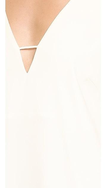 Zimmermann V Long Dress