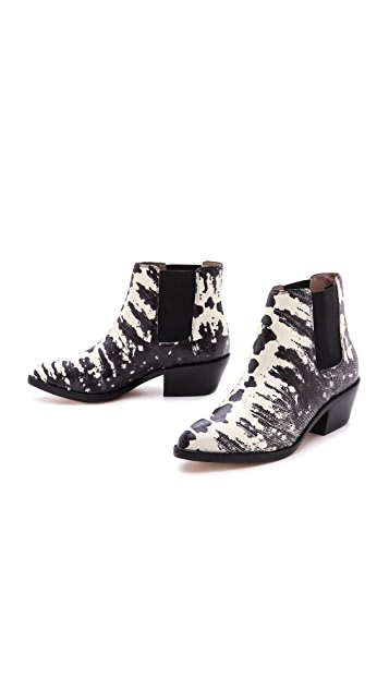 Zimmermann Chelsea Booties