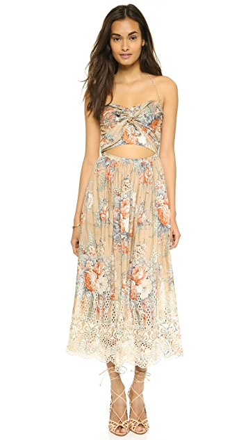 Old Fashioned Floral Dresses