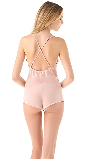 Zinke Brooks Romper