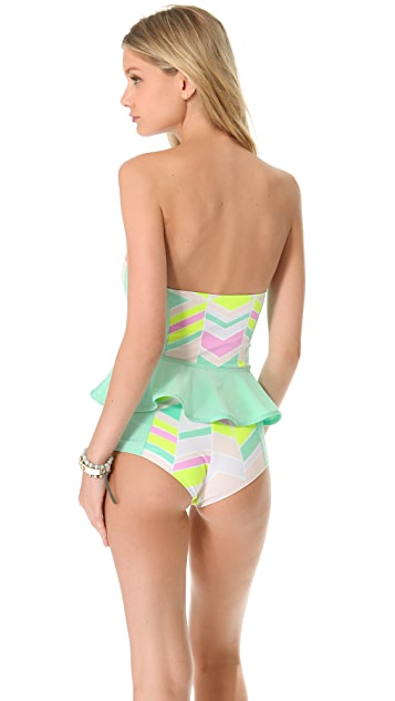 Zinke Starboard One Piece Swimsuit
