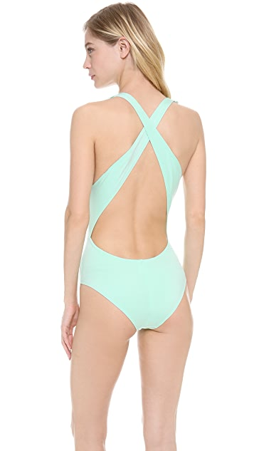 Zinke Weekender One Piece Swimsuit