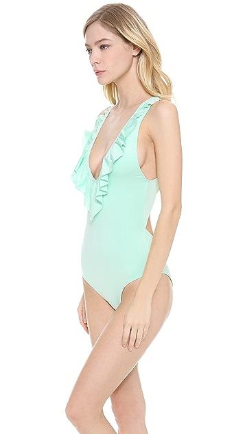 Zinke Weekender One Piece Swimsuit