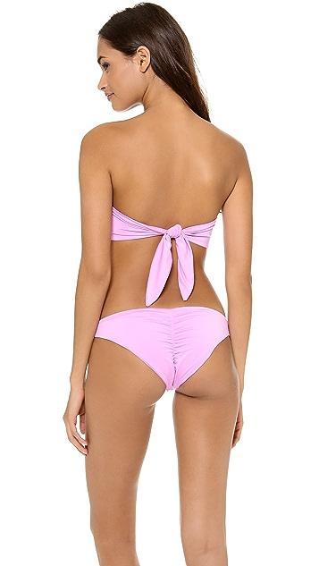 Zinke Gidget Bandeau Bikini Top