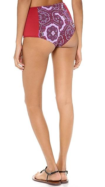 Zinke Starboard Bikini Bottoms