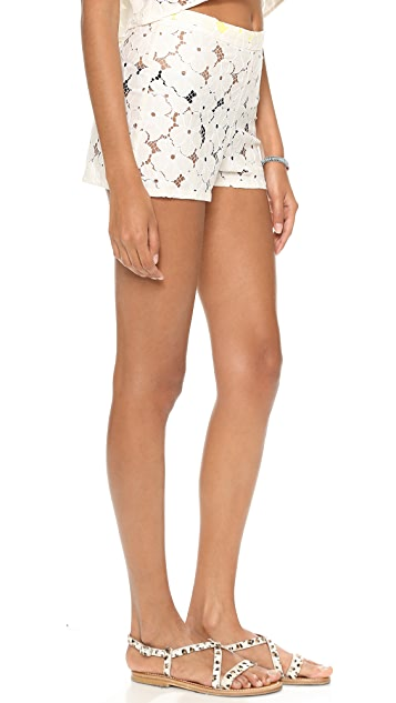Zinke Madeline High Waist Shorts