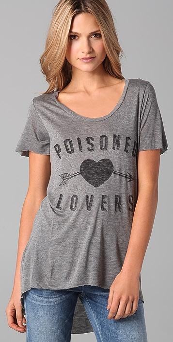 Zoe Karssen Poisoned Lovers Tee